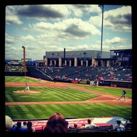 Photo taken at Dell Diamond by Augustine V. on 4/21/2013
