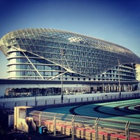 Photo taken at Yas Viceroy by Дмитрий R. on 5/30/2013