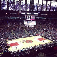 Photo taken at Air Canada Centre by Matthew S. on 4/2/2013