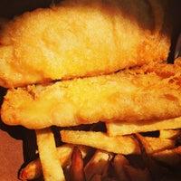 Photo taken at Fresco's Fish & Chips by Matthew S. on 3/29/2013