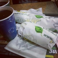 Photo taken at Subway by Sonja T. on 2/12/2013