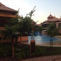 10/14/2013 tarihinde Dorothee L.ziyaretçi tarafından Anantara The Palm Dubai Resort'de çekilen fotoğraf