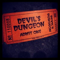Photo taken at Devils Dungeon by Kate @. on 9/22/2013
