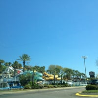 Photo taken at Big Kahuna's Water & Adventure Park by Kate @. on 3/26/2013