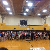 Photo taken at Mount Vernon Middle School by Kate @. on 5/21/2014