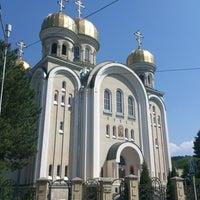 Photo taken at Свято-Никольский Собор by >Borik< on 5/2/2013