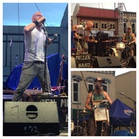 Photo taken at Paola Roots Festival by iamthemandy on 8/23/2014