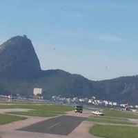 Photo taken at Rio de Janeiro Santos Dumont Airport (SDU) by Shirley F. on 10/14/2013