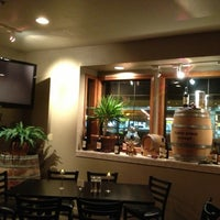 Photo taken at Tahoe Ridge Winery and Bistro and Olive Oil Market by Mikhail M. on 1/23/2013