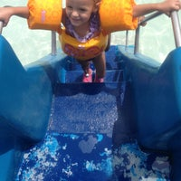 Photo taken at Splashtown by Ashley S. on 7/16/2013