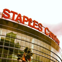 Foto scattata a STAPLES Center da Luis C. il 5/5/2013