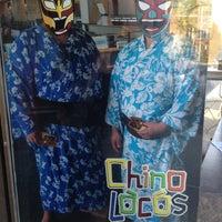 5/7/2013 tarihinde Jeff H.ziyaretçi tarafından Chino Locos'de çekilen fotoğraf