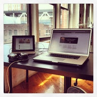 Photo taken at DUMBO Startup Lab by Phil Thomas D. on 4/17/2013