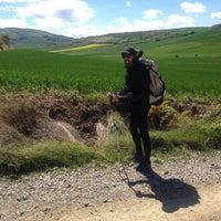 Photo taken at El Camino de Santiago - Santo Domingo de La Calzada by Josep V. on 4/26/2014