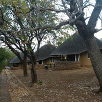 Photo taken at Olifants Rest Camp by Andrea C. on 10/22/2015