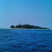 Photo taken at Asdu Sun Island by Andrea C. on 3/5/2013
