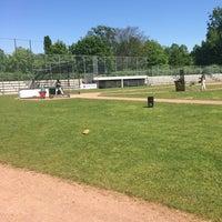Das Foto wurde bei Baseballstadion Rheinaue von Lakks K. am 5/8/2016 aufgenommen