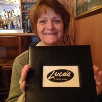 Photo taken at Luca's Mediterranean Cafe by Becky B. on 2/12/2013