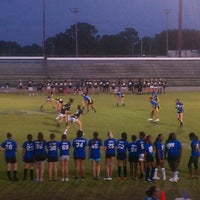 Photo taken at Apopka High School by T M. on 10/10/2012