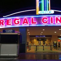 Photo taken at Regal Cinemas The Loop 16 & RPX by Bethany K. on 3/12/2013