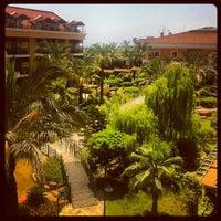 Снимок сделан в Crystal Paraiso Verde Resort & Spa пользователем Anatoly D. 6/5/2013