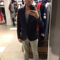Photo taken at H&M by Galen S. on 9/7/2013