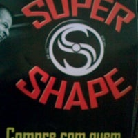 Photo taken at super shape by Pedro R. on 3/6/2013
