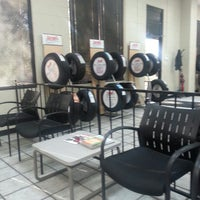 Photo taken at Gateway Tire by Cederick S. on 9/12/2013