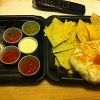 Photo taken at Moe's Southwest Grill by Michael M. on 2/1/2013