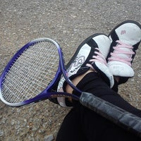 Photo taken at Zona de tenis Camy by Camelia M. on 7/23/2013