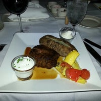 Photo taken at Russell's Steaks, Chops, & More by Leon S. on 2/15/2013