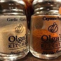 Photo taken at Olga's Kitchen by Rob F. on 11/26/2016