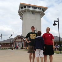 Photo taken at Golden Spike Tower by Rob F. on 7/14/2013