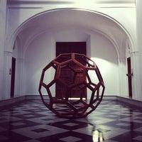 Foto tomada en CAAC - Centro Andaluz de Arte Contemporáneo por Nazaret E. el 2/2/2013