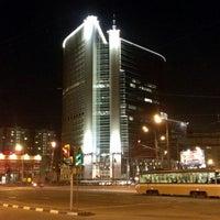 Снимок сделан в Преображенская площадь пользователем Yuriy O. 4/13/2013