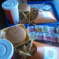 Photo taken at Burger King by Dilay B. on 5/15/2013