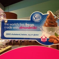 Photo taken at TCBY by Healthy V. on 12/29/2013