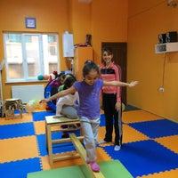 Photo taken at Eskisehir Kidsport by Dilek Naz Ş. on 5/9/2014