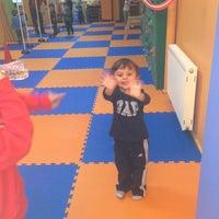 Photo taken at Eskisehir Kidsport by Dilek Naz Ş. on 4/17/2014