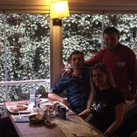 Photo taken at gökkuşagi Cafe by Dilek Naz Ş. on 3/24/2014