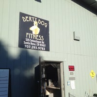 Photo taken at Derty Dog Fitness by Grant G. on 7/10/2013