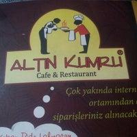 Photo taken at Altın Kumru by Mehmet Can D. on 7/6/2013