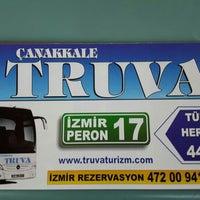 Photo taken at Truva Turizm by Özgür E. on 4/11/2016