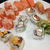 Photo taken at IRÔ Sushi by Maria M. on 2/18/2014