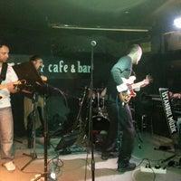 Photo taken at Sanat Cafe & Bar by Adnan A. on 4/19/2013