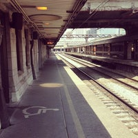 Photo taken at Southshore Train by Devin M. on 5/18/2013