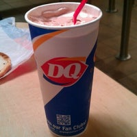 Photo taken at Dairy Queen by Devin M. on 12/11/2012