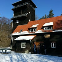 Photo taken at Pfadfinderhaus Lindersberg by Daniel G. on 3/16/2013