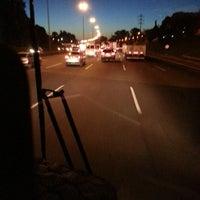 Photo taken at Autopista Ingeniero Pascual Palazzo (Autopista Ruta Panamericana) by Dario E. on 8/22/2013
