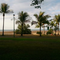 Photo taken at Nightcliff Foreshore by André B. on 9/27/2017